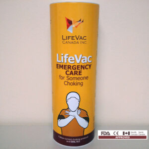 LifeVac Canada Container Package 2